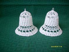 Crochet Christmas Decorations, Christmas Crochet Patterns, Crochet Ornaments, Crochet Snowflakes, Christmas Embroidery, Diy Crochet, Crochet Doilies, Crochet Angels, Crochet Butterfly