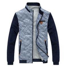 Design Men/'s Cotton Coats Gold Print Blazer Big Size Jackets M L XL XXL XXXL #2