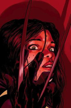 All New Wolverine #13 by David Lopez *