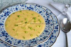 Sopa Creme de Frango | Receitas e Temperos