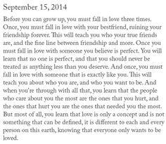 fall in love three times