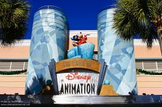 Magic of Disney Animation at Disney's Hollywood Studios | Pinned by Mouse Fan Travel | #disneyworld #disney #park #hollywoodstudios #travel #vacation