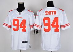 Hot sale low price #94 San Francisco 49ers NFL Jerseys outlet online with free shipping! Price is 35$
