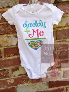 c6da37a521c Father s Day Shirt or bodysuit for girls - Daddy s Girl - hot pink