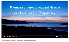 Guernsey timelapse film footage as featured in The Guernsey Novels promotional video.  Romance, mystery, and drama on the island of Guernsey.  The book series is ideal for fans of The Guernsey Literary and Potato Peel Pie Society.