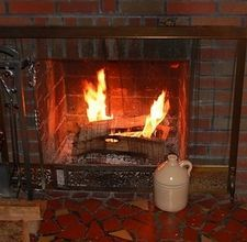 How To Clean A Cement Fireplace Hearth Fireplace Hearth Hearth And Cement