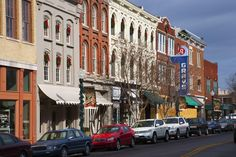 We all have our favorite Southern towns—from those perfectly picturesque villages we consider our go-to retreats. Read on to see which small towns our readers think are the best of the best. Vacation Places, Vacation Destinations, Vacation Spots, Places To Travel, Places To See, Vacation Ideas, Vacations, Rv Travel, Coast Guard Festival