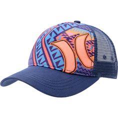 Hurley Girls Mayan Blue Snapback Trucker Hat