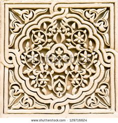 Find Stone Carving Flower Motif Pattern stock images in HD and millions of other royalty-free stock photos, illustrations and vectors in the Shutterstock collection. Buddha Sculpture, Wood Sculpture, Textured Wallpaper, Textured Background, Tile Patterns, Pattern Art, Mosaic Tile Art, Tiles, Foto Poster