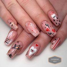 . . Using: @magpie_beauty  gel paint & foil . . . #chreeativenails #kilwinning #ayrshire #ayrshirenails #nails #nail #nailart #naildesigns #naildesign #nailstyle #nailinspo #nailswag #nailfashion #trending #fashion #nailsnailsnails #nails2inspire #nailaddict #showscratch #nailpromagazine #nailsmagazine #gelpolish #naturalnails  #showscratch #nailitdaily #handpaintednailart #nudenails Painted Nail Art, Trending Fashion, Nail Pro, Nude Nails, Nails Magazine, Magpie, Nail Inspo, Natural Nails, Swag Nails