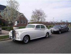 1960 Rolls Royce Limousine