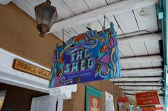 """The Shed, Santa Fe, NM - Sometimes you are disappointed and this was the case.  A former James Beard award winner for """"American Classics"""" and many other honors. It seemed they are resting on their laurels when it comes to food.  Middle of the road, waiter spilled hot (temp) on my table and arm, and made many other gaffes.  Even made reservations (which is almost a no no for me and Mexican food)."""