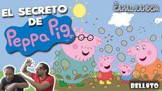 ¿Que oscuros secretos oculta Peppa Pig?, los chicos del canal Random lo saben...#CanalRandom #Pimporra! #Pini #Thrawn