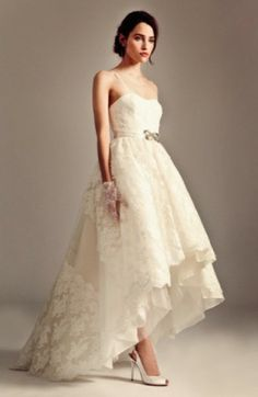 Pia #wedding #dress Temperley Bridal Iris collection