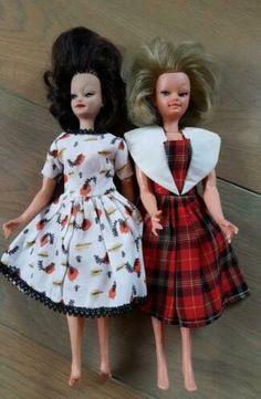Nieuw 32 Best MADDIE MOD DOLL images in 2018   Fashion dolls, 1960s PV-56