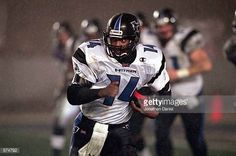 Xfl Pictures and Photos. Wally Richardson of the New York New Jersey Hitmen  ... cce2f876c