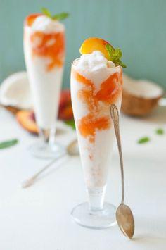 Coconut Peach Lemonade Slushies | http://thekitchenmccabe.com (scheduled via http://www.tailwindapp.com?utm_source=pinterest&utm_medium=twpin&utm_content=post85216845&utm_campaign=scheduler_attribution)