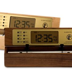 """Digital Zen Alarm Clock: This precision timepiece can be programmed to count down to zero and chime, or to strike its chime repeatedly at any set interval. It can also be set to chime once every hour on the hour as a """"mindfulness chime."""" Get it at http://www.gaiam.com/digital-zen-alarm-clock/12-0080.html?utm_source=pinterest&utm_medium=socialmedia&utm_campaign=ptgaiamcom&extcmp=sm_pt_tc. #meditation"""