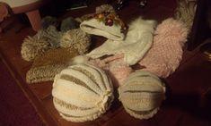dětská čepička Winter Hats