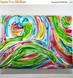 ON SALE60% FREE Shippiing Metal painting abstract art modern