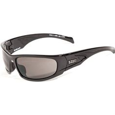 99ee165916 5.11 Tactical - Shear Eyewear. Model FTL52013. Gloss black Grilamid TR-90  nylon