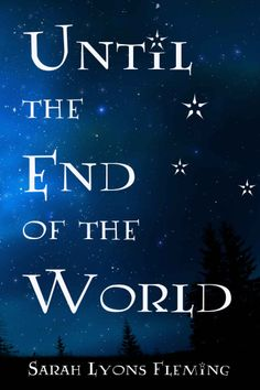 Until the End of the World (Until the End of the World, Book 1) by Sarah Lyons Fleming --- The day Cassie Forrest decided to get her life together is also the day the world ends. She's been on a self-imposed losing streak since her survivalist parents died but rectifying her mistakes has to wait, because Cassie and her friends have just enough time to escape Brooklyn before Bornavirus LX turns them into zombies, too.