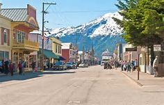 """Montana, a state whose tourism board chooses to describe as """"untamed, wild and natural"""". As indeed it is… home to both the Glacier and Yellowstone Beautiful Places To Live, Best Places To Live, Great Places, Cruise Excursions, Shore Excursions, Skagway Alaska, Visit Alaska, Cruise Critic, Island Nations"""