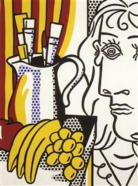 Still Life with Picasso, 1973