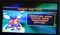 Crash bash  Sony PlayStation 1 (PAL)  PS1 -  FREE Postage disk only