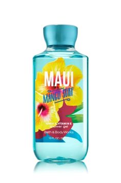Maui Mango Surf Shower Gel