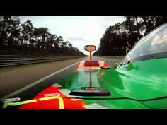 Mazda 787B onboard lap with Johnny Herbert at Le Mans