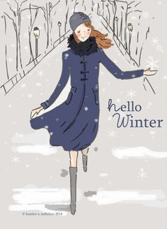 Hello Winter.