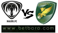 Hajer FC vs Al-Khaleej Saihat is on Oct 16, 2015 Bet now and Get the chance to WIn the JACKPOT 50,000.00 EUR. For more information www.betboro.com