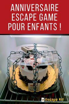 Et si vous organisiez un Escape Game pour l'anniversaire de vos proches ? Découvrez toutes les astuces pour amusez vos enfants !