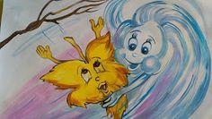 Doamna Fagilor: 2018 Kids And Parenting, Fall Decor, Pikachu, Gabriel, Fictional Characters, Autumn, Archangel Gabriel, Fall Season, Autumn Decorations
