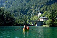 """""""Hotel Schloss Fernsteinsee"""" in 6465 Nassereith, Tirol - Austria."""