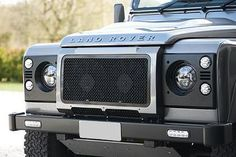 FCX Defender Outfitters | Land Rover interiors | Land Rover Defender i