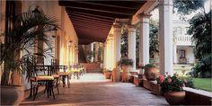 Hacienda Hotel los laureles Oaxaca