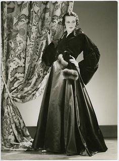 Виконтесса Женя д`Кастэкс-Горленко. Париж, 1936 г.