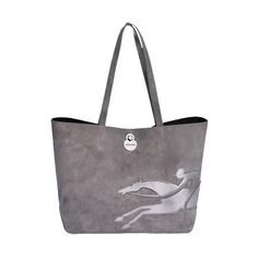 Longchamp 'shop-it' Medium Tote (27.725 RUB) ❤ liked on Polyvore featuring bags, handbags, tote bags, grey, lightweight leather tote, leather handbag tote, leather tote bags, grey tote bag and leather purses