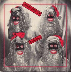 The Residents - Santa Dog Vinyl Cd, Post Punk, Deadpool Videos, Santa, Superhero, Cover, Dogs, Fictional Characters, Punk Art