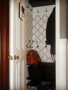 Beautiful Hall Closet!!