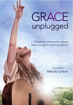 Grace Unplugged {by Melody Carlson} - just saw the movie trailer for this yesterday and would love to see and/or read it.