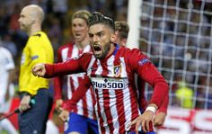 Atlético de Madrid: Carrasco se dispara | Marca.com