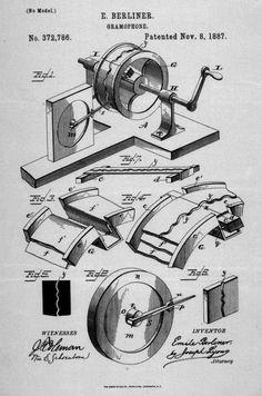 sound-berliner gramamphone