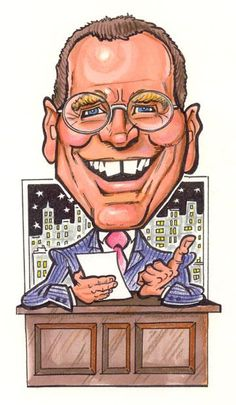 Image detail for -Party Caricatures New York City Caricature Artist New Jersey ...
