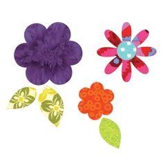 Sizzix Bigz Die - Flower Layers & Leaves $19.99