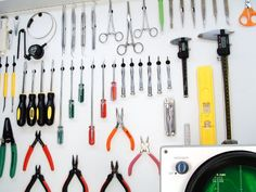 Tool Dot Tool Storage System  modern craft by laboratory424