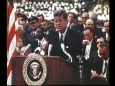 JFK -We choose to go to the Moon