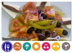 ¿apetece una buena ensalada hoy antes de comer? reservas 868081242